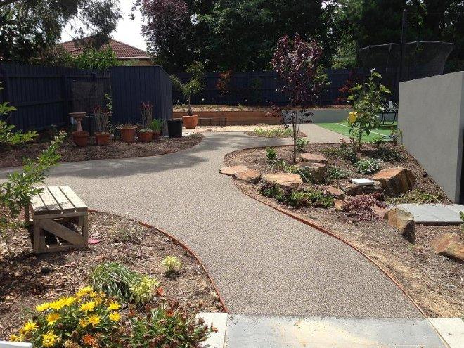 Residential Garden Path(1)