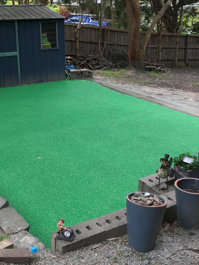 Residential Play area